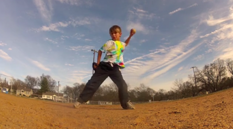 GoPro Hero 2: Experiments in fatherhood and beyond
