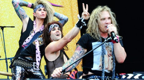 Donald Trump and the Steel Panther System